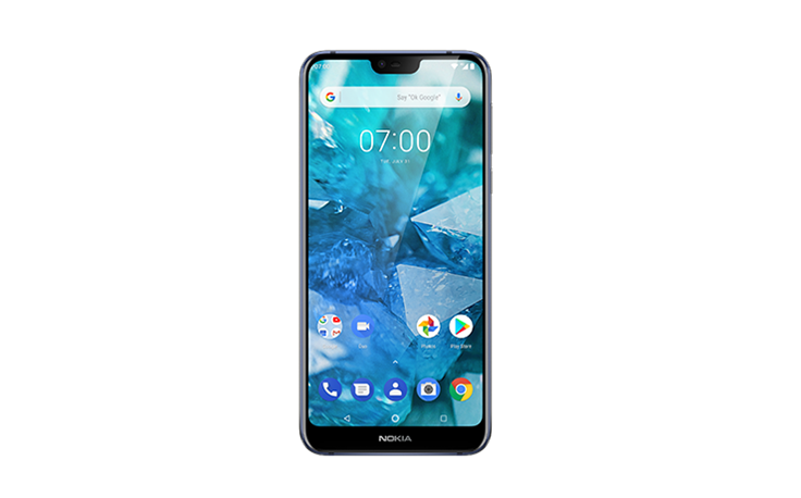 HMD Global - Nokia 7.1 - Midnight Blue - Front.png