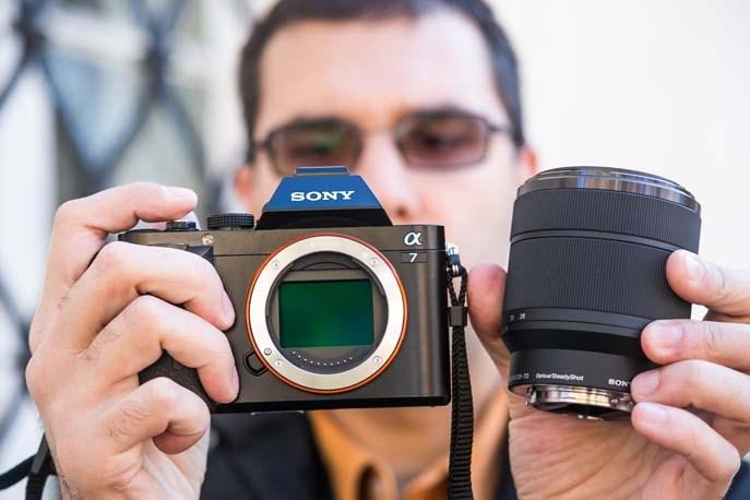 Sony Alpha a7S II Mirrorless Digital Camera  BampH Photo Video