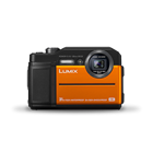 Panasonic Lumix DC-FT7 recenzija