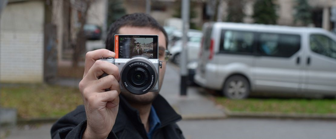 Test: Sony Alpha A5000