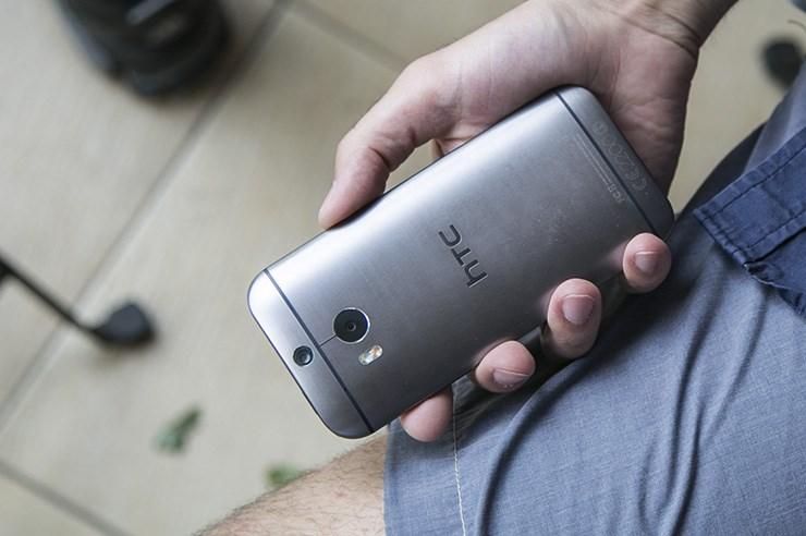 Brzinski test: HTC One M8s