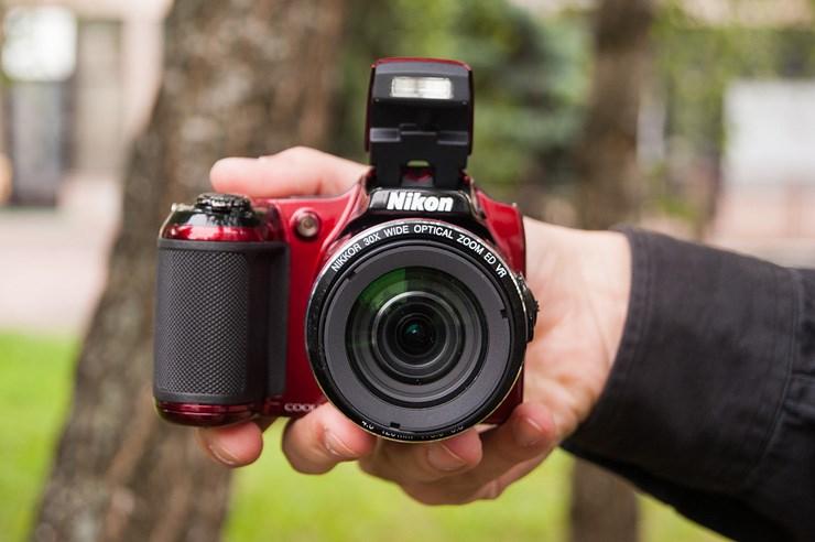 Brzinski test: Nikon Coolpix L820