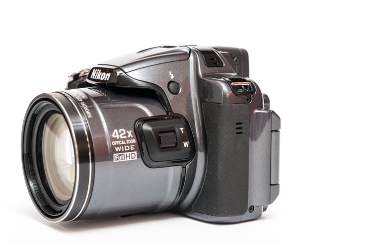 Brzinski test: Nikon Coolpix P520