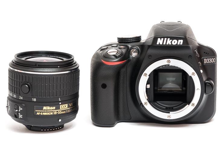 Test: Nikon D3300