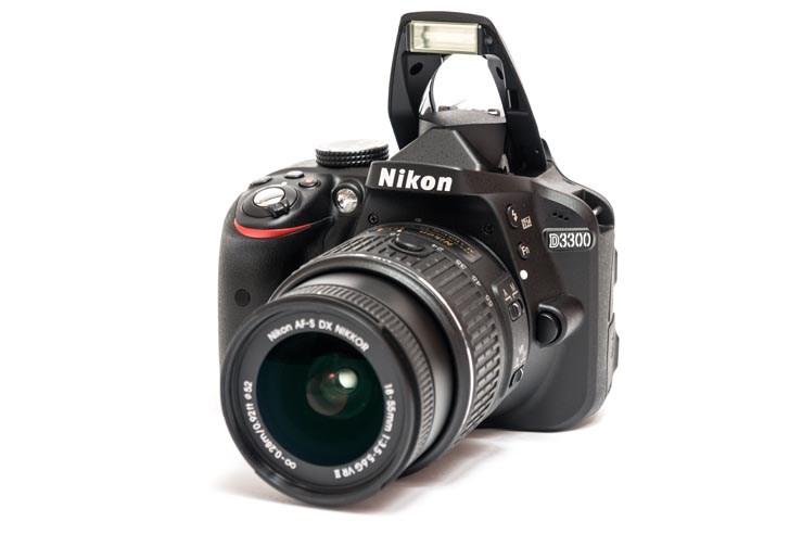 Brzinski test: Nikon D3300